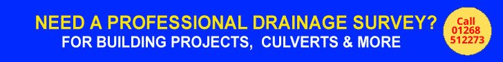 Drainage surveys